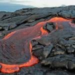 Современное состояние вулкана Мауна-Лоа.